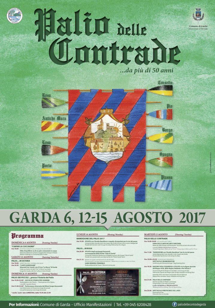 Garda 2017 - Palio delle Contrade (Manifesto 70x100) 08.indd