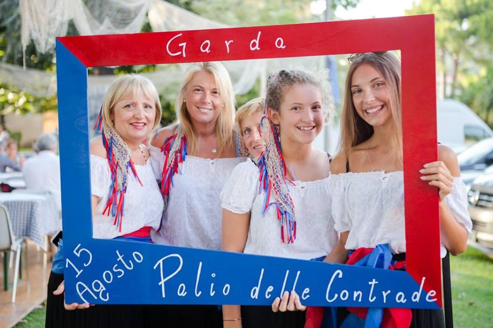 04) 51° Palio delle Contrade Garda 15.08.2017