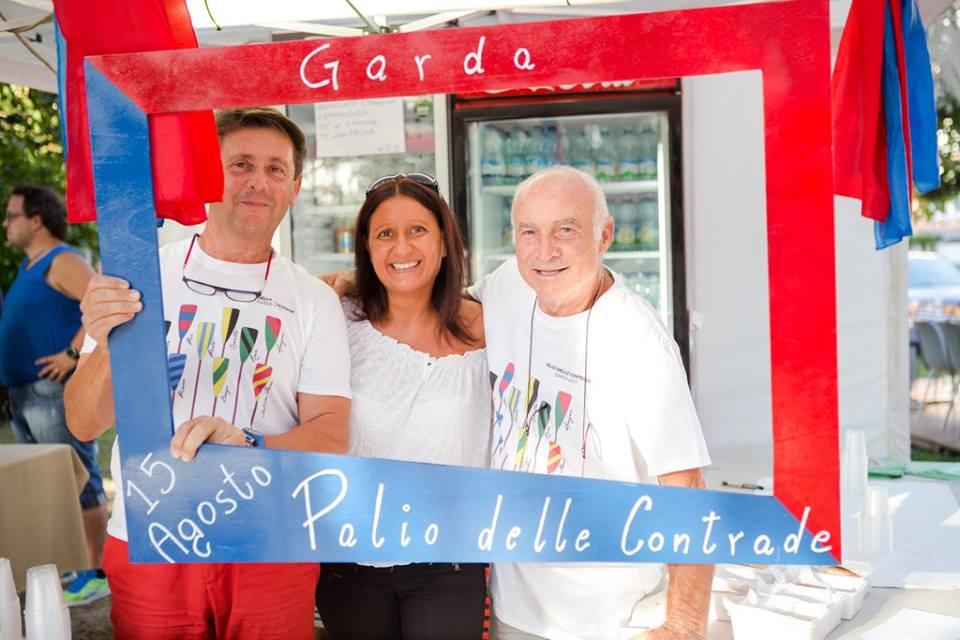 06) 51° Palio delle Contrade Garda 15.08.2017