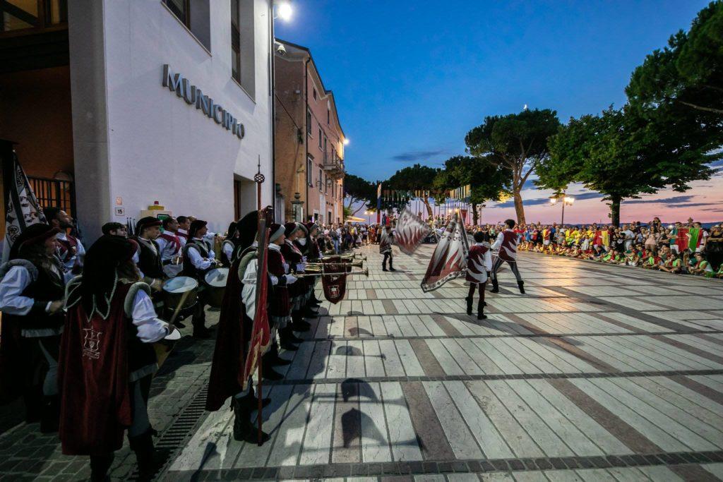 20) Palio delle Contrade 15.08.2018