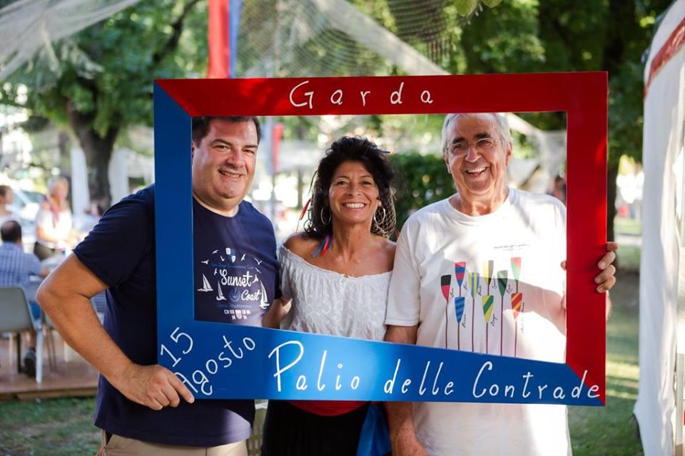 28) 51° Palio delle Contrade Garda 15.08.2017
